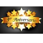 Tercer Aniversario
