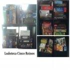 Ludoteca de Préstamo y alquiler juegos