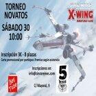 Torneo Xwing novatos